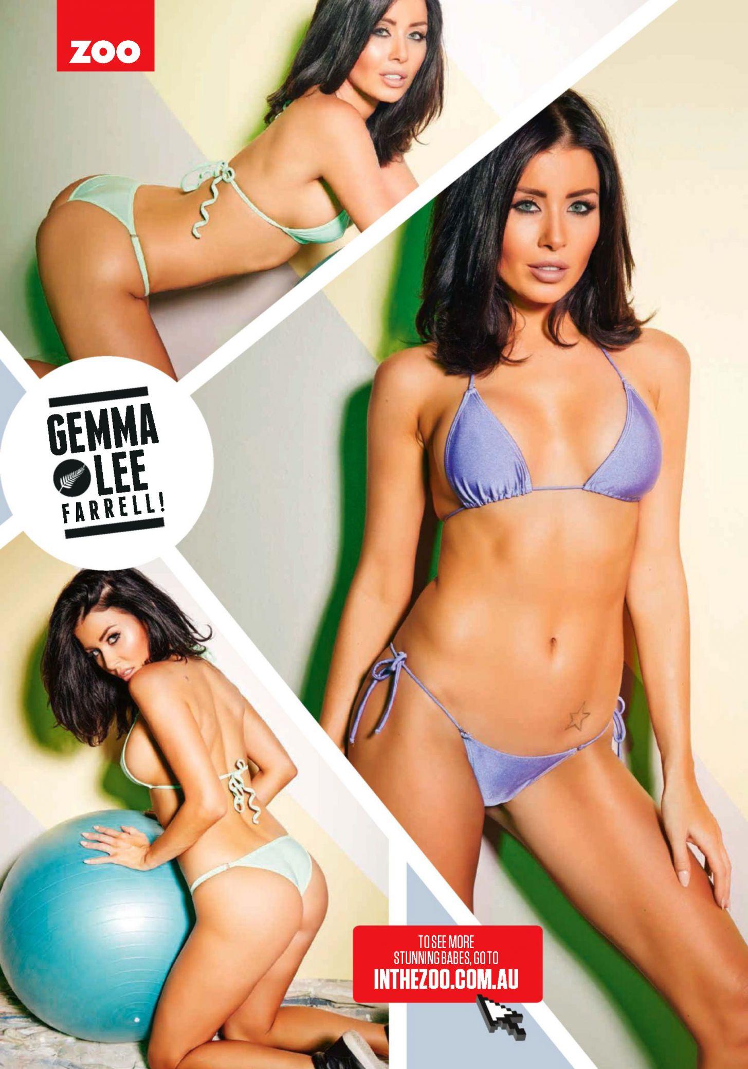 Gemma-Lee-Farrell-in-a-Bikini-Topless-7