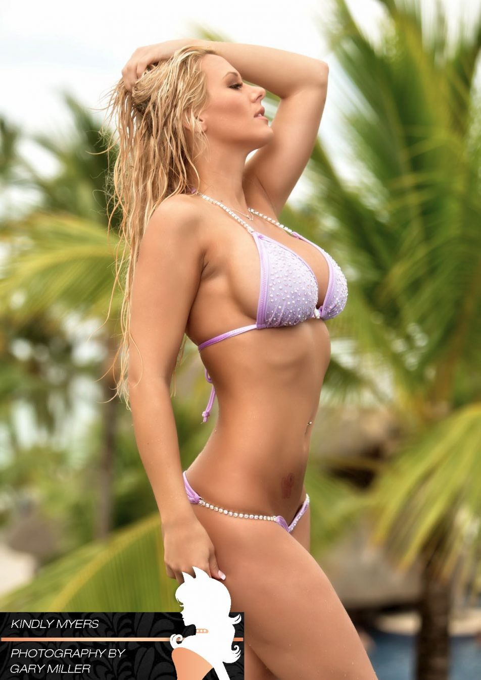 Kindly Myes bikini photoshoot  (1)