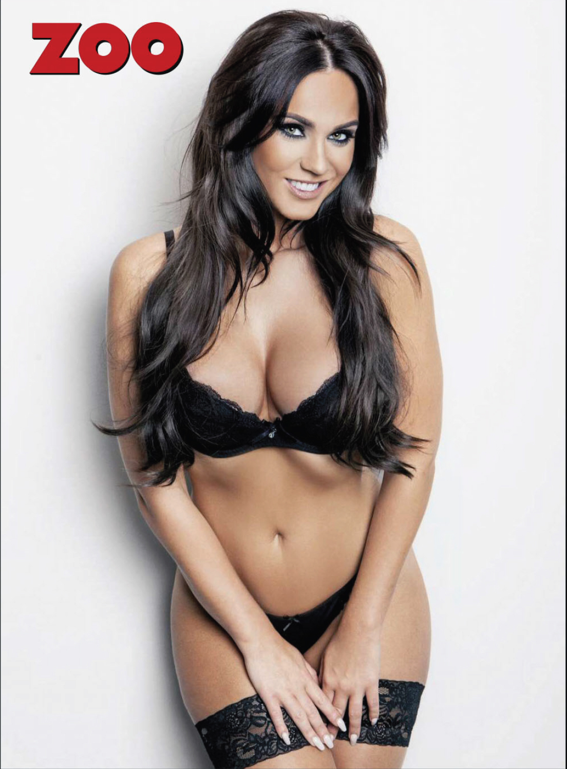 Vicky Pattison lingerie photoshoot (2)