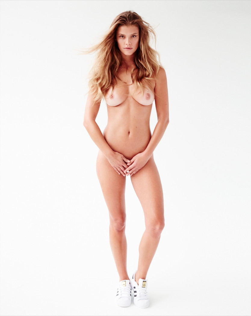 stunning nude photos of a danish fashion model nina agdal