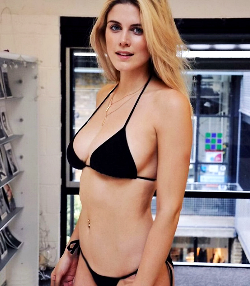 Ashley-James-Bikini