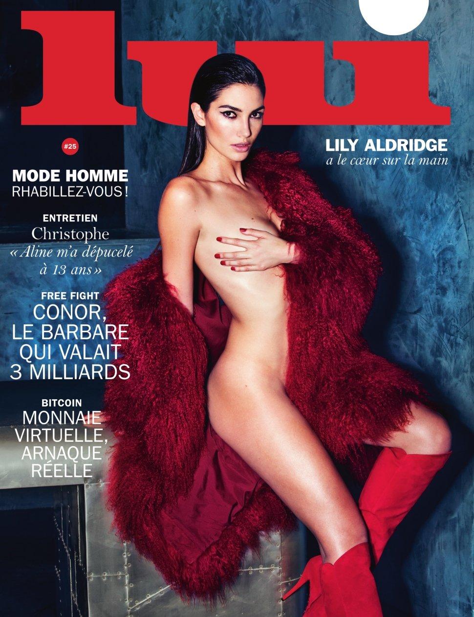 Lily-Aldridge-Nude