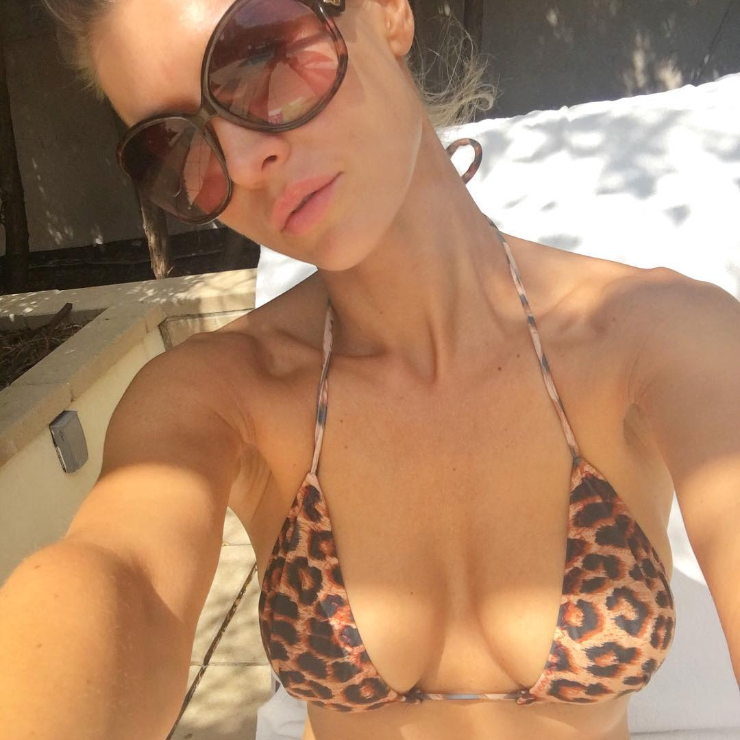 Joanna-Krupa-Selfie