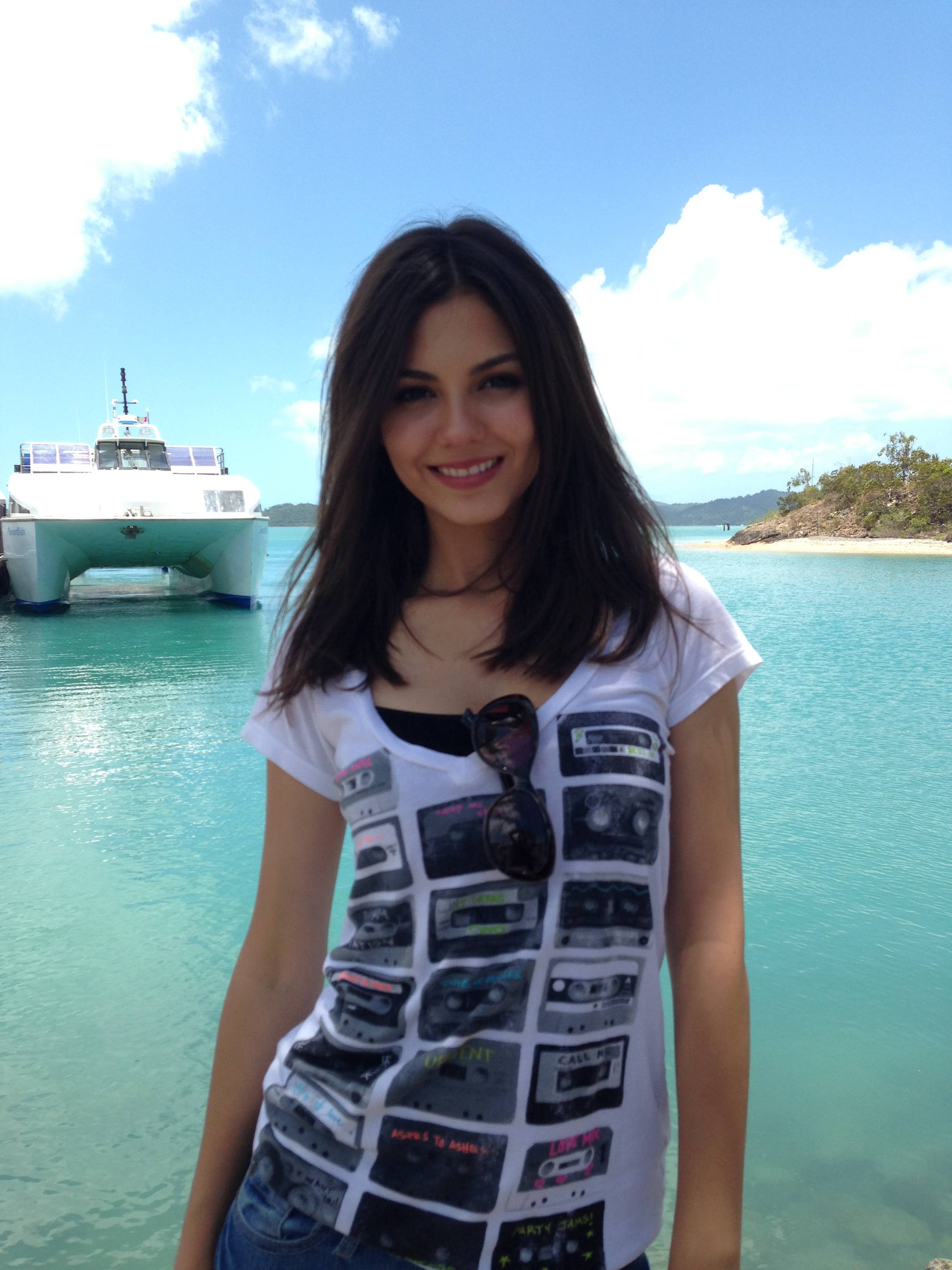 Victoria Justice Leaks (32 Photos) | The Fappening - News